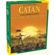 Catan: Legend of the Conquerors - EN