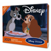 Danilo Calendar - Disney Animation Desk Block