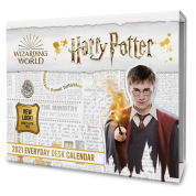 Danilo Calendar - Harry Potter Desk Block