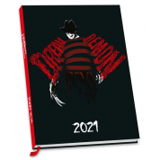 Danilo Calendar - Nightmare on Elm Street A5 Diary