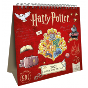 Danilo Calendar - Harry Potter Post Card Desk Easel