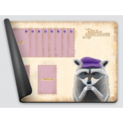 Dale of Merchants One Player Playmat - Northern Raccoon