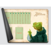 Dale of Merchants One Player Playmat - Veiled Chameleon
