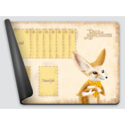 Dale of Merchants One Player Playmat - Fennec Fox
