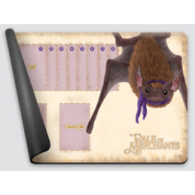 Dale of Merchants One Player Playmat - Long-winged Tomb Bat