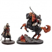 D&D Curse of Strahd - Strahd Foot & Mounted (2 figs)