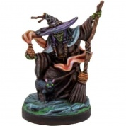 D&D Curse of Strahd - Barovian Witch (1 fig)