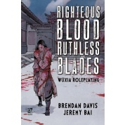 Righteous Blood, Ruthless Blades - Wuxia Roleplaying - EN