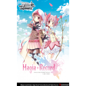 Weiß Schwarz - Booster Display: Magia Record (20 Packs) - EN