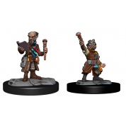 D&D Nolzur's Marvelous Miniatures: Gnome Artificer Male (6 Units)