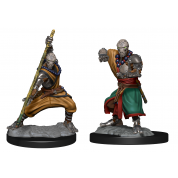 D&D Nolzur's Marvelous Miniatures: Warforged Monk (6 Units)