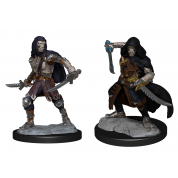 D&D Nolzur's Marvelous Miniatures: Warforged Rogue (2 Units)