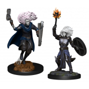 D&D Nolzur's Marvelous Miniatures: Changeling Cleric (6 Units)