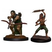 D&D Nolzur's Marvelous Miniatures: Shifter Wildhunt Ranger (6 Units)