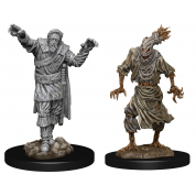 D&D Nolzur's Marvelous Miniatures: Scarecrow & Stone Cursed (6 Units)