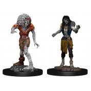 D&D Nolzur's Marvelous Miniatures: Drowned Assassin & Drowned Asetic (6 Units)