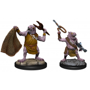 D&D Nolzur's Marvelous Miniatures: Kuo-Toa & Kuo-Toa Whip (2 Units)