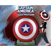 Marvel Mega Bank - Captain America Shield