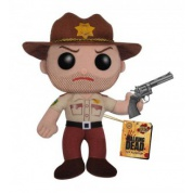 Funko - The Walking Dead Plushies 7-inch RICK GRIMES Plushie