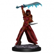 D&D Icons of the Realms Premium Figures: Human Rogue Female (6 Units) - EN