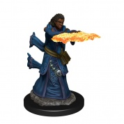 D&D Icons of the Realms Premium Figures: Human Wizard Female (6 Units) - EN