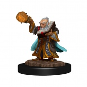 D&D Icons of the Realms Premium Figures: Gnome Wizard Male (6 Units) - EN