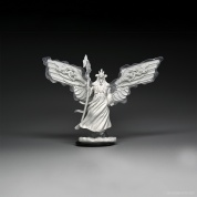 Magic the Gathering Unpainted Miniatures: Figure #6 (2 Units)