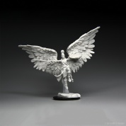 Magic the Gathering Unpainted Miniatures: Figure #11 (2 Units)