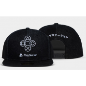 Sony - PlayStation - Denim Symbols Snapback