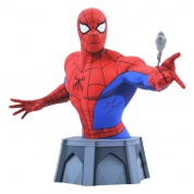 Marvel Animated Spider-Man Bust