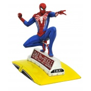 Marvel Gallery PS4 Spider-Man on Taxi Statue