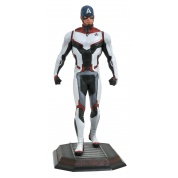 Marvel Gallery Avengers 4 Team Suit Captain America Statue
