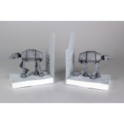 Star Wars AT-AT Bookends 15cm limited numbered edition