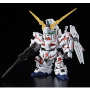 GUNDAM - SD GUNDAM CROSS SILHOUETTE UNICORN GUNDAM (DESTROY MODE)