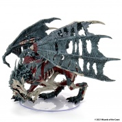 D&D Icons of the Realms Miniatures: Boneyard Premium Set - Green Dracolich (Set 18) - EN