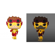 Funko POP! Heroes Young Justice - Kid Flash w/Chase Vinyl Figure 10cm Assortment (5+1 chase figure)