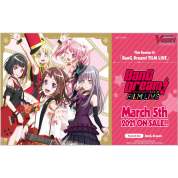 Cardfight!! Vanguard - BanG Dream! FILM LIVE Title Booster Display (12 Packs) - EN