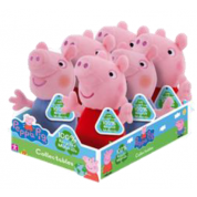 Eco Plush Peppa Pig Collectables - Display (6)