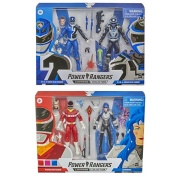 Power Rangers Lightning Collection Action Figure 2-Packs 6-Inch Assortment (4) Wave 1
