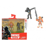 Fortnite Wave 2 Figure Duo Pack - Mission Specialist & Drk Voyager