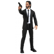 John Wick Select PVC Figure