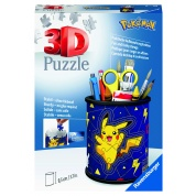 Ravensburger 3D Sonderformen Utensilo - Pokémon 54pc - DE/NL/SP/FR/IT/EN