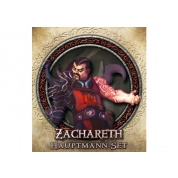 Descent 2.Ed. - Zachareth Hauptmann-Set - DE