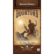 Doomtown: Reloaded ECG - Saddlebag I Expansion - EN