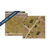 World of Tanks - Summer Game Mat: Prokhorovka