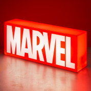 Marvel Logo Light