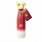 Funko Home & Gift Mickey Berry - Metal Water Bottle: Berry Glitter