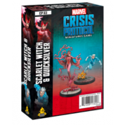 Marvel Crisis Protocol: Scarlet Witch & Quicksilver Character Pack - EN