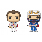 Funko POP! Icons Evel Knievel w/Cape w/Chase Vinyl Figure (5+1 chase figure)