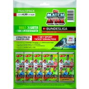 Bundesliga Match Attax 20/21 Multipack